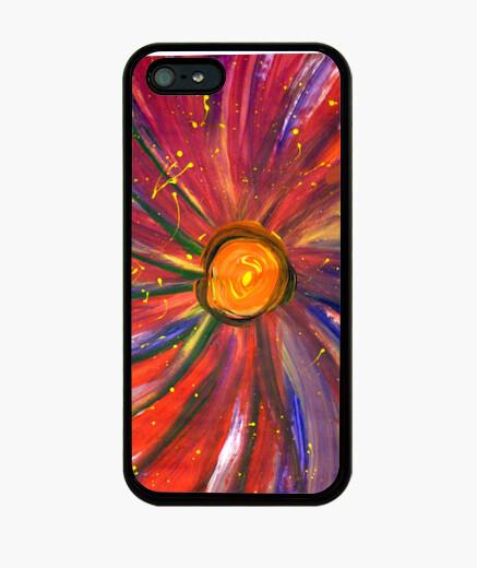 Funda iPhone Art - Colour Sun