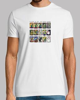 Art Evolution Shirt Legrand
