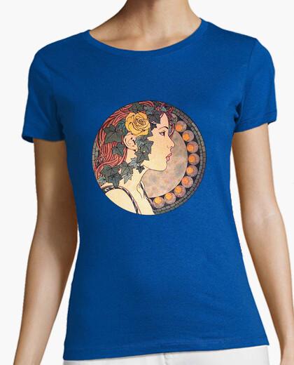 Camiseta Art Nouveau