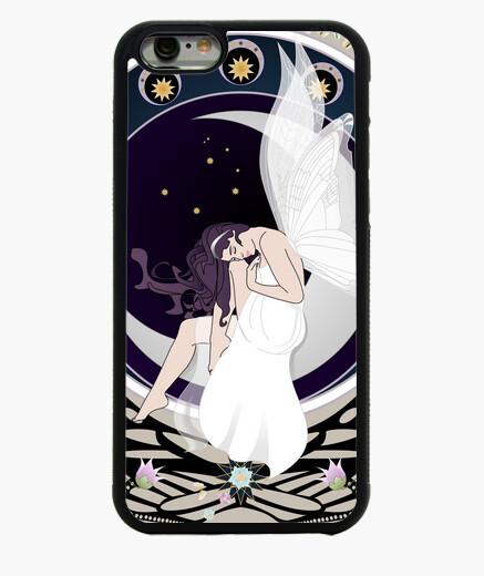 Coque Iphone 6 / 6S art nouveau de fées