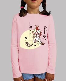 Art Okami- Camiseta niño