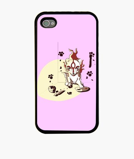 Art Okami- Funda iPhone