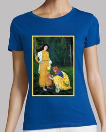 Arte - Mujeres en el bosque