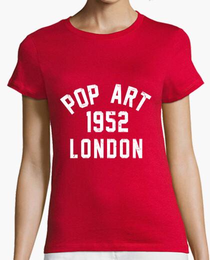Camiseta arte pop