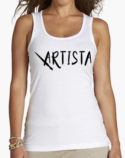 Tee-shirt artiste