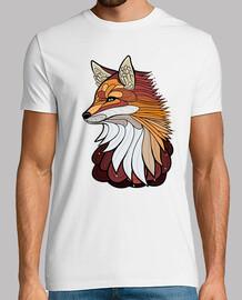 artistic fox