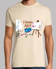 artistico pittura amore