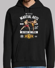 arts martiaux mixtes