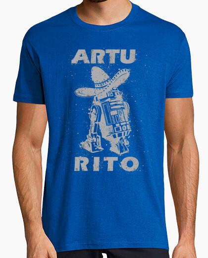 Camiseta arturito (r2d2)