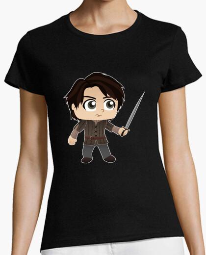 Camiseta Arya Stark