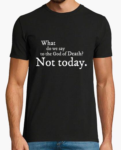 Camiseta Arya Stark - Not Today