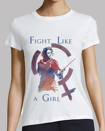 Arya Stark Fight Like a Girl