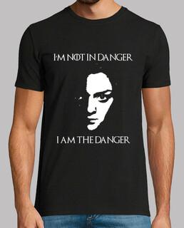 arya stark i am the danger