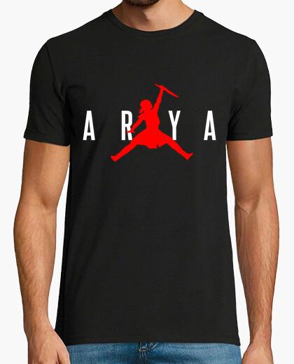 Camiseta Arya Stark Jordan Not Today