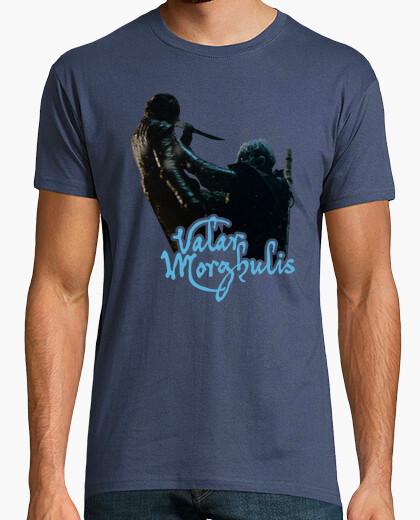 Camiseta Arya y El Rey de la Noche - Valar Morghulis (Juego de Tronos)