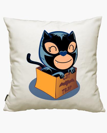 Housse de coussin as catch catwoman