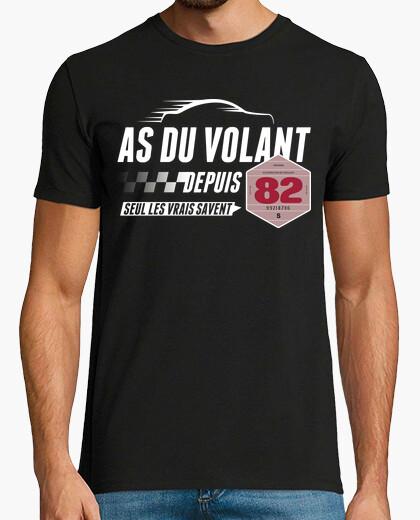 Camiseta as conductor desde 1982 -