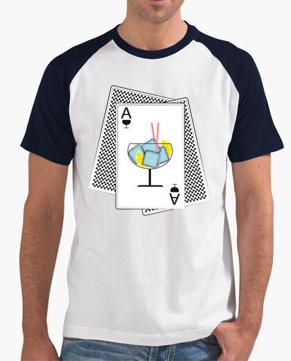 Tee-shirt as de cœur