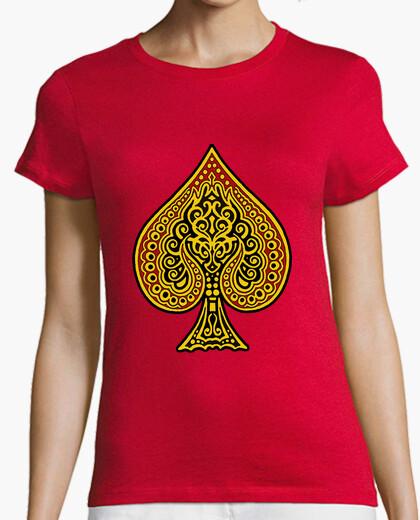 Camiseta AS DE PICAS GURU