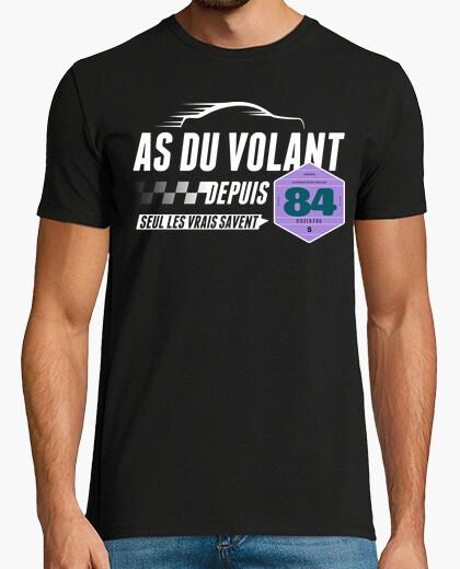 Tee-shirt As du volant depuis 1984 -