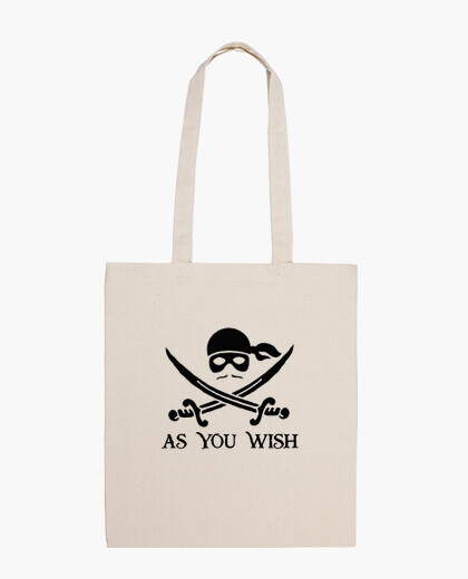 Bolsa As you wish - La princesa prometida