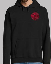 Asatru sweatshirt, black