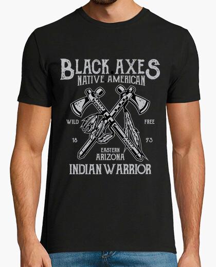 T-shirt asce nere