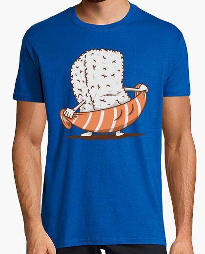 T-shirt asciugamano sushi