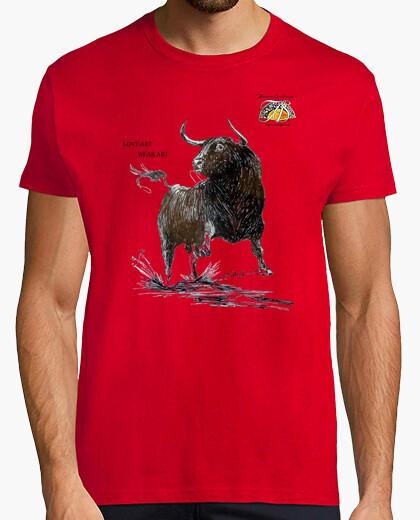 As.es bull t-shirt