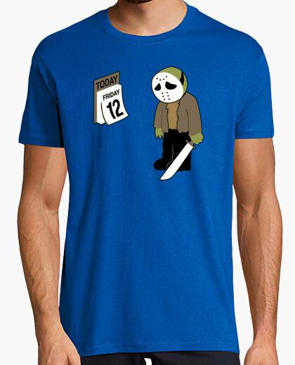 Camiseta ASESINO (JASON)