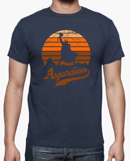 Camiseta asgardiana