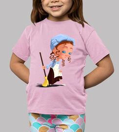 ashen - children's shirt