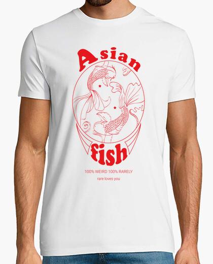 Camiseta Asian Fish