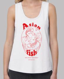 asiatique  poissons