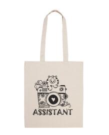 asistente - bolsa