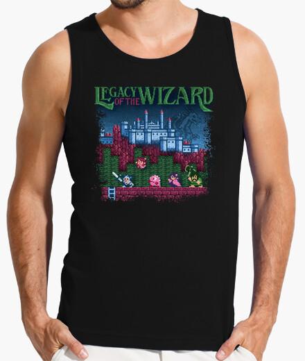 Camiseta asistente del legado