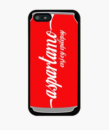 Coque iPhone aspartame 2