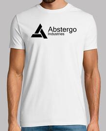 Assassins Creed Abstergo Industries Negro