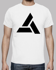 Assassins Creed Logo Abstergo Negro