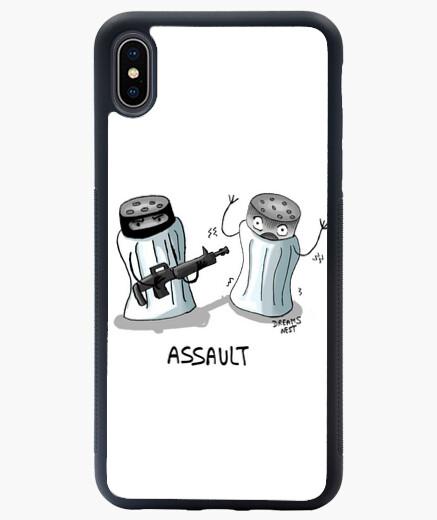 ASSAULT Funda iPhone XS Max XS MAX