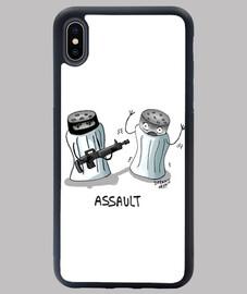 ASSAULT Funda iPhone XS MAX