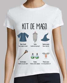 assistant kit - shirt fille