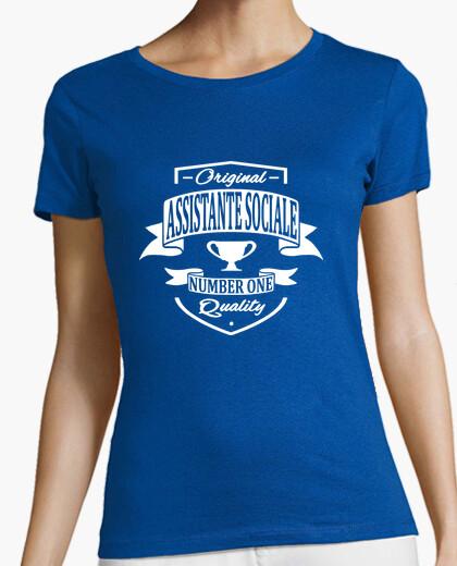 Tee-shirt Assistante Sociale