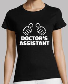 assistente del dottore