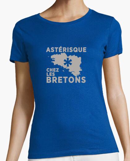 Tee-shirt Astérisque chez les Bretons