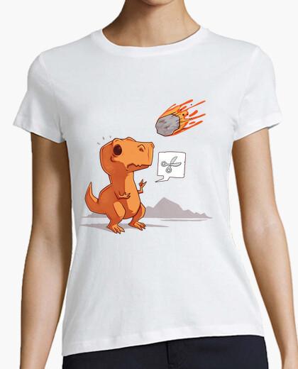 T-shirt asteroid p ape r forbici