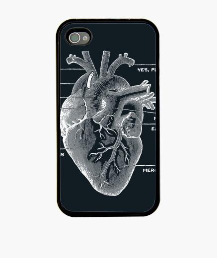 Astro heart iphone cases