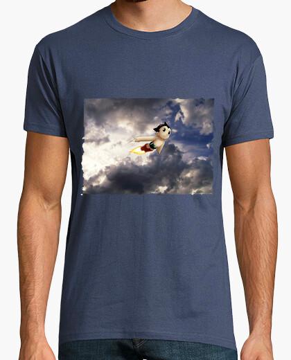 Camiseta ASTROBOY VOLANDO