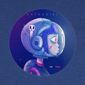 Astrogirl T-shirts