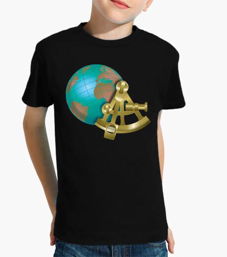 Ropa infantil Astrolabio / Sextante / Tierra